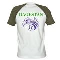 Футболка - Dagestan, eagle