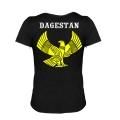 Футболка - Дагестан, орел, жен.