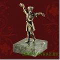 Горец 2 - лезгинка, статуэтка на камне