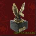 "Орел ""Кавказ"", бронзовая статуэтка"