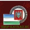Значок Кабардино-Балкария, бронза